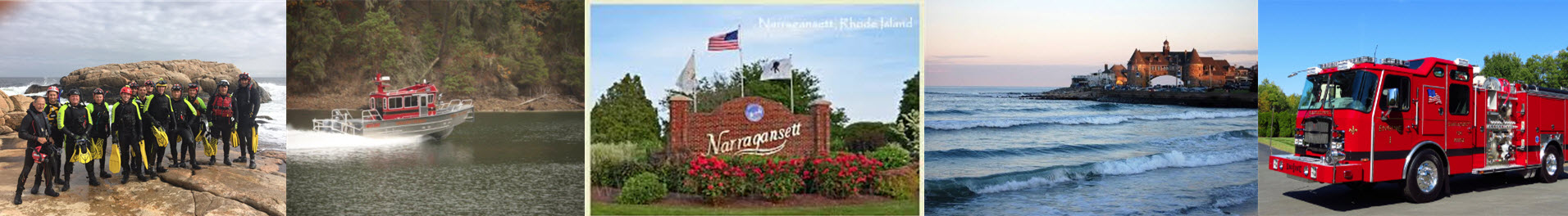 Narragansett Fire Department, RI Firefighter Jobs